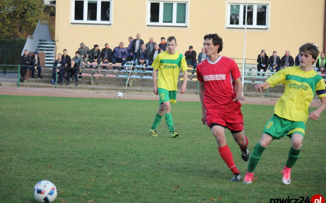 RUCH Bojanowo vs Rawia II Rawicz