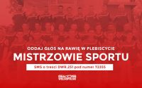 Mistrzowie Sportu - oddaj głos na Rawię