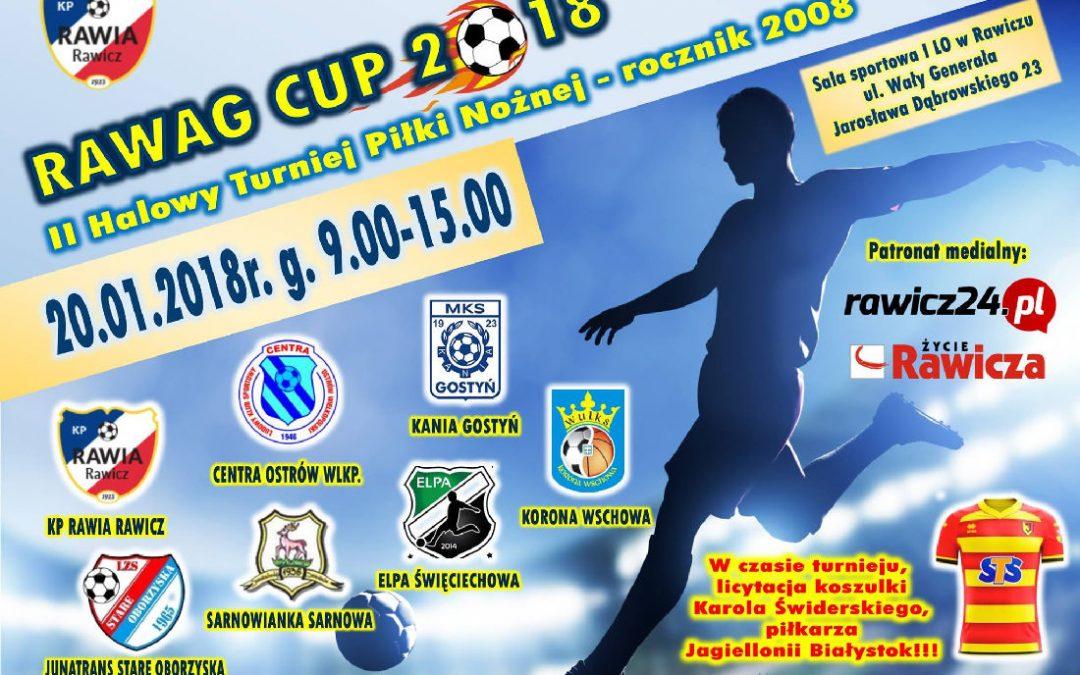 RAWAG CUP już w sobotę