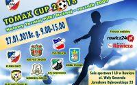 W sobotę turniej TOMAX CUP