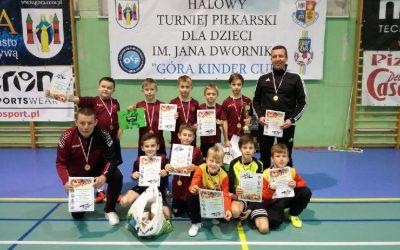 Orliki triumfują w turnieju GÓRA KINDER CUP!