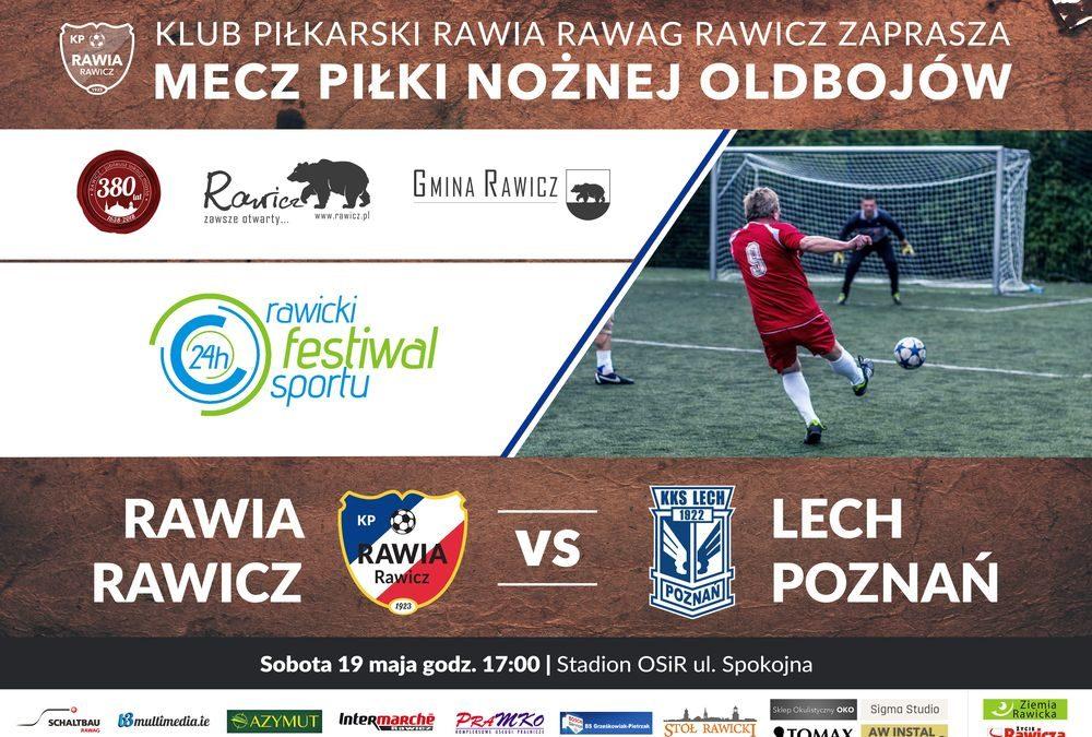 """W sobotę starcie """"oldbojów""""!"""
