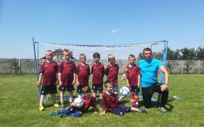 Pierwsze turnieje naszych najmłodszych piłkarzy!