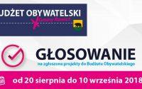 BUDŻET OBYWATELSKI 2019 - zagłosuj na projekt Akademii!