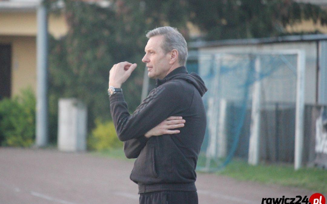 Jerzy Radojewski pozostaje na stanowisku