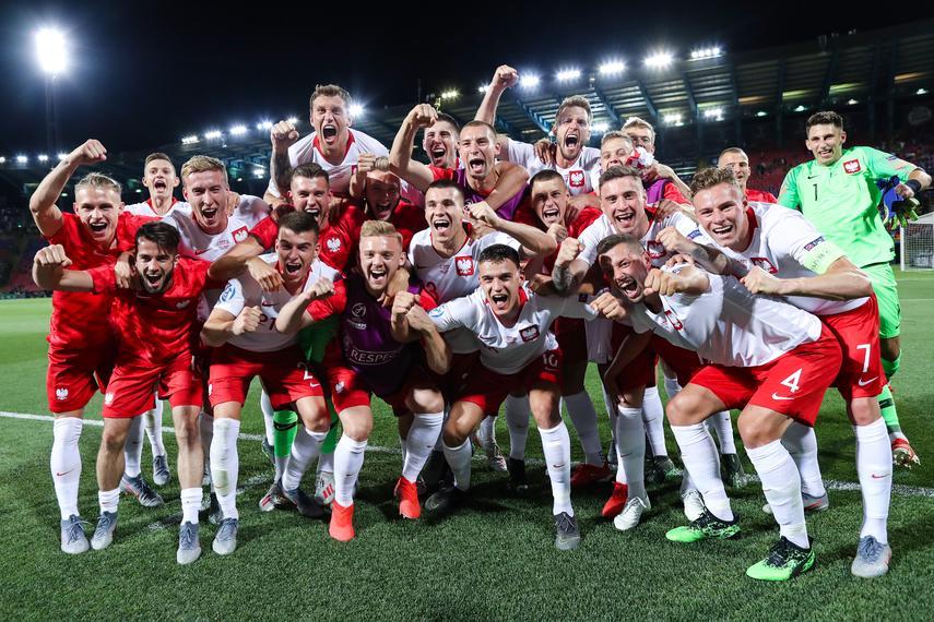 MME: Druga wygrana Polaków. Świderski znów na ławce