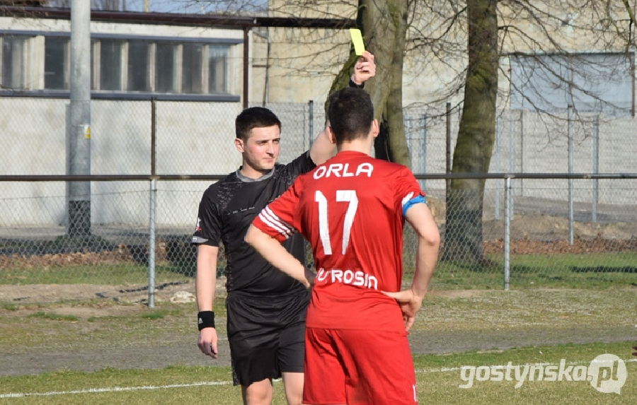 Damian Filuś sędzią meczu z GKS Dopiewo