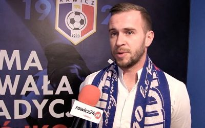 Kamil Pilarski dla Rawicz24.pl: Planów jest mnóstwo