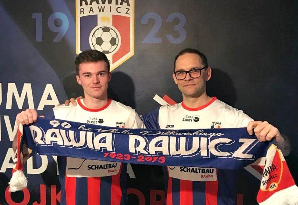 Maciej Świątek kolejnym wzmocnieniem Rawii!