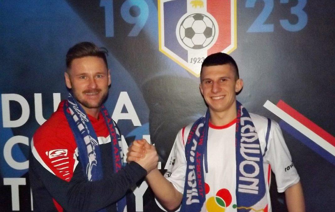 Piotr Robak nowym piłkarzem Rawii!