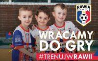 Akademia Piłkarska Młoda Rawia rozpoczyna nabory!