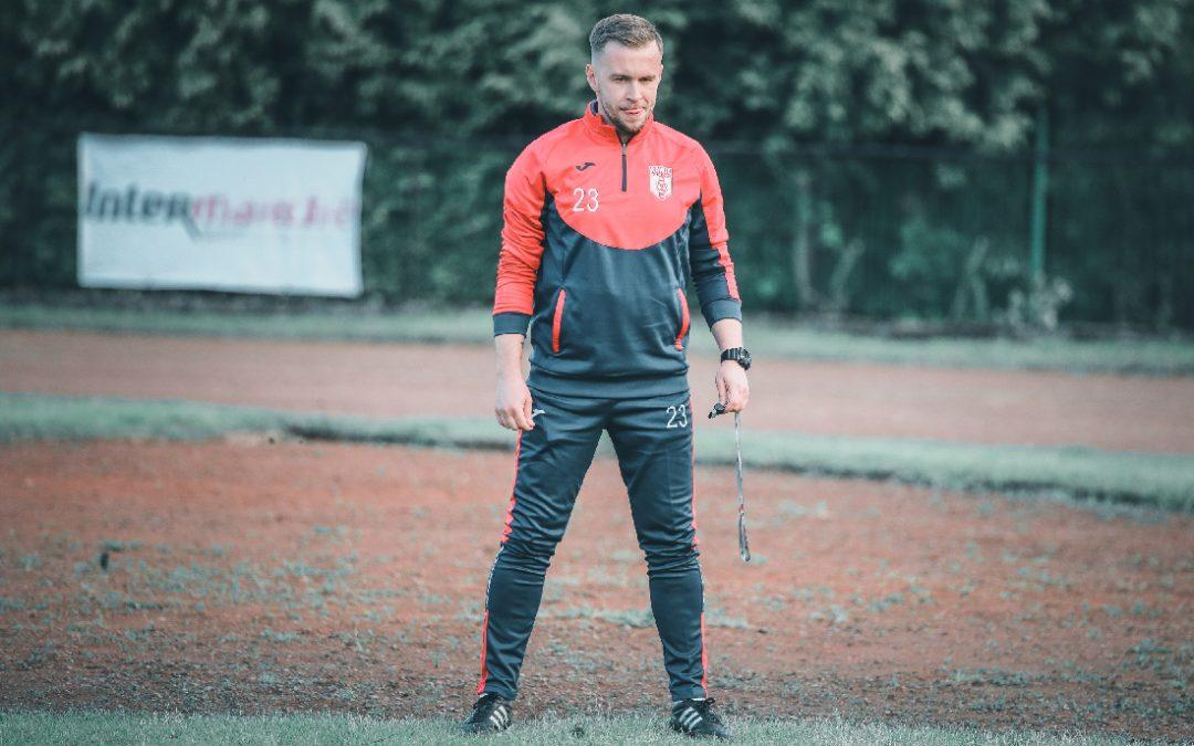 Kamil Pilarski: Drużyna jest mocno zmotywowana do pracy