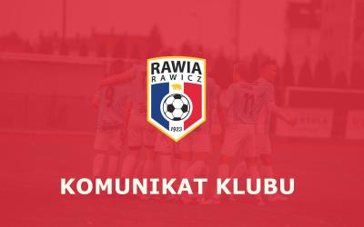 Rawia ogłasza nabór na trenerów!