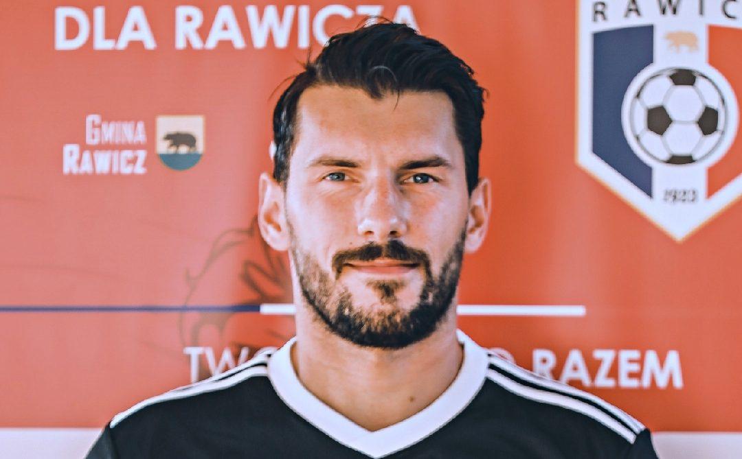Tomasz Skrzypczak kończy grę w Rawii!