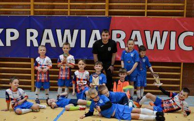 Wystartował Niedźwiadek Rawicz Cup 2021. Kolejny sparing młodzika.