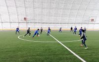 Pracowity weekend młodych piłkarzy Rawii