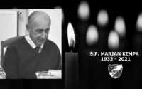 Nie żyje Marian Kempa
