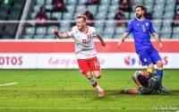 Polska - Andora 3:0. Debiut i gol Karola Świderskiego!