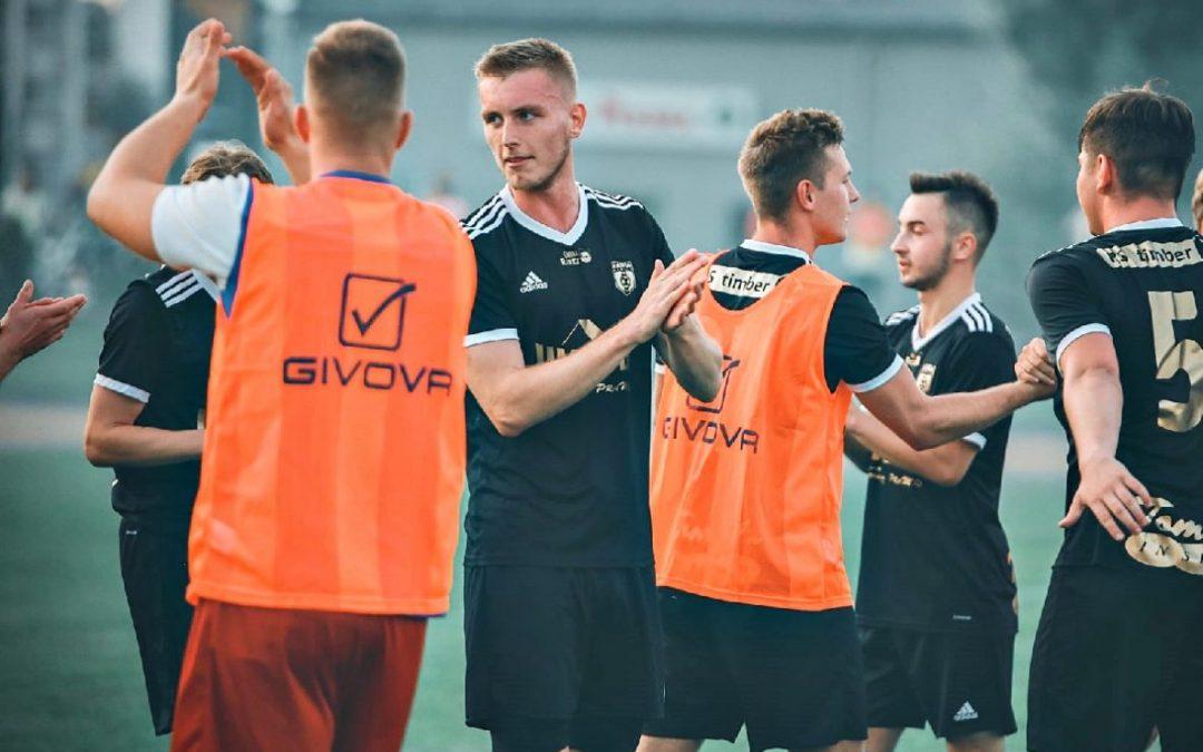 Hubert Gill: nie trenuję jeszcze w drużyną