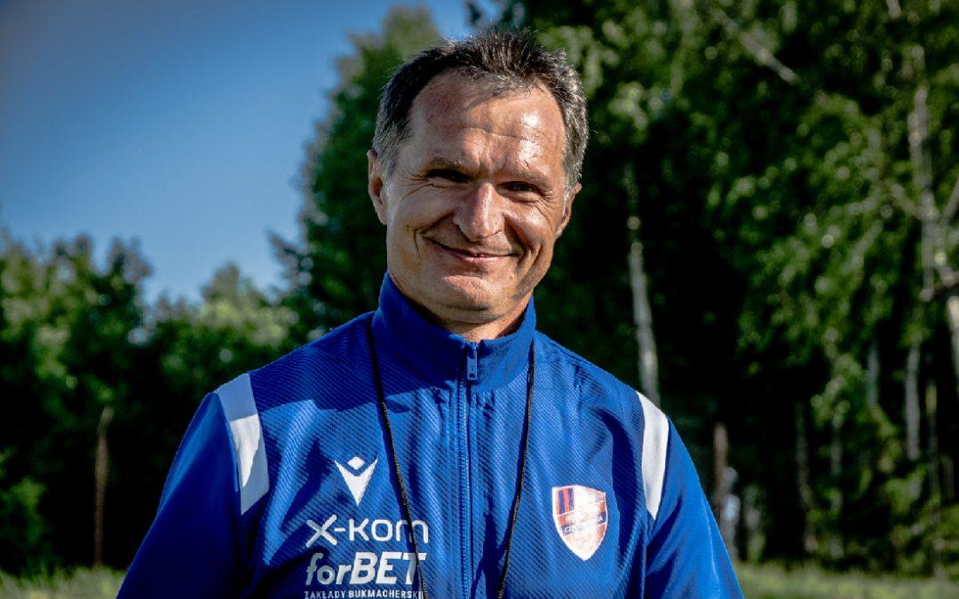 Dariusz Skrzypczak w sztabie Rakowa!