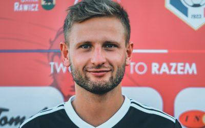 Damian Walkowiak zrezygnował z gry w Rawii